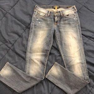 Icky Brand Zoe skinny jeans 4/27